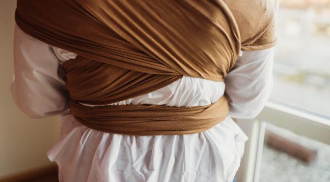 Valg av bæretøy ved vond rygg
