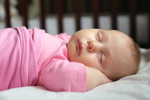 Informasjon om trygg søvn for babyer