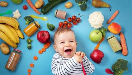 Hvilken mat er det bra å starte med?