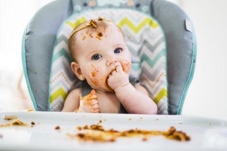 Hvorfor velge barnestyrt mattilvenning?