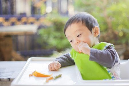 Når barnet ikke vil spise selv…