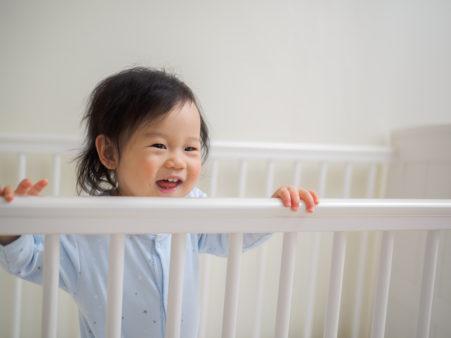 Eget rom til babyen – når er det lurt?….