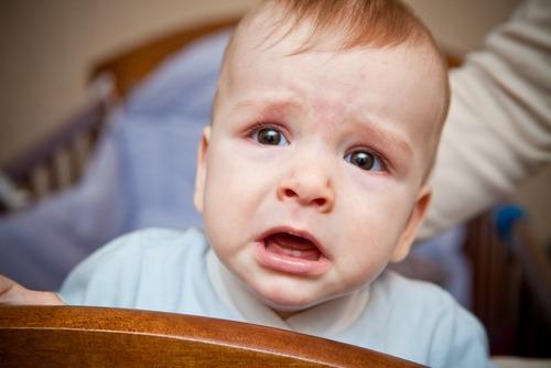 Barnelege Vibeke Fossum informerer om refluks hos babyer