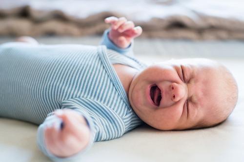 Barnelege Frøydis Olafsen svarer på spørsmål om refluks hos babyer