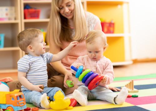 Tips for trygg barnehagestart
