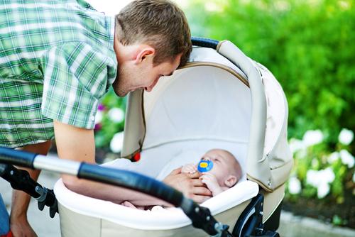 Tips når babyen ikke trives i barnevognen