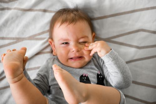 VIDEO: Å endre på babyens innsovningsvaner